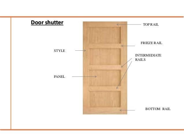 sc 1 st  SlideShare & Doors and windows - Building Construction pezcame.com