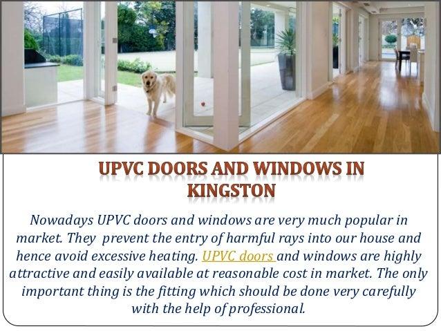 4.  sc 1 st  SlideShare & DOORS AND WINDOWS KINGSTON