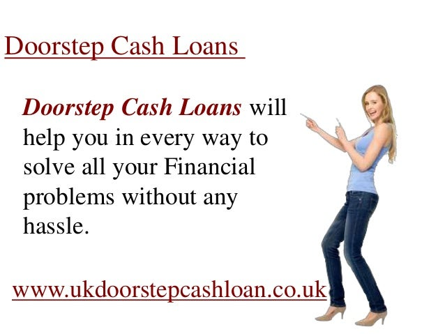 Doorstep Cash Loans ...