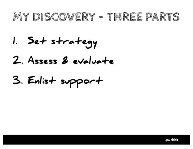 Set and articulate the vision for where you want to be 1. SET STRATEGY 14