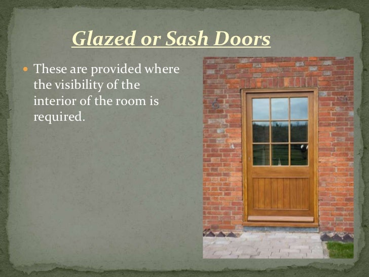 Basement Windows and Doors (Egress code safety)