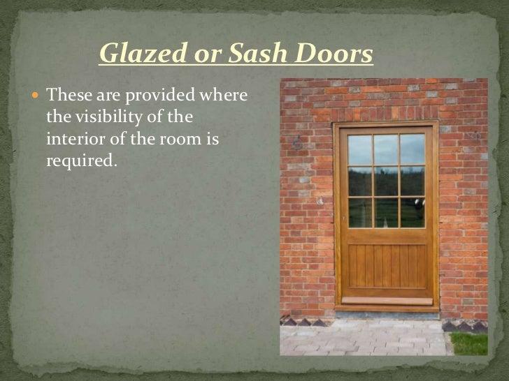 14. & Doors u0026 windows