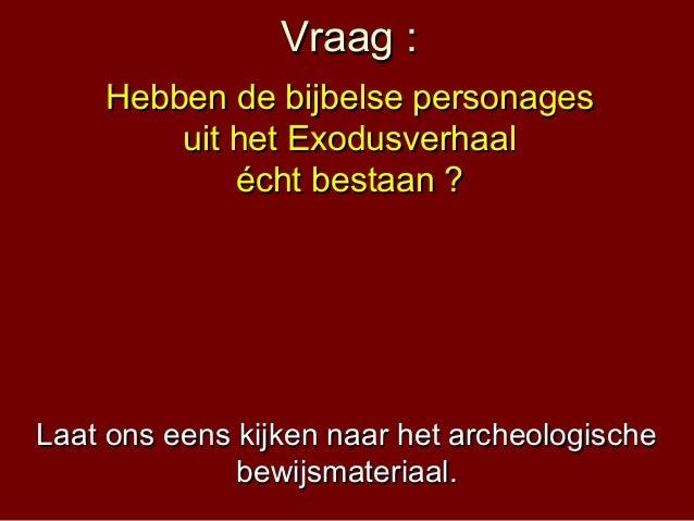 Methodes van het dateren van archeologisch bewijsmateriaal