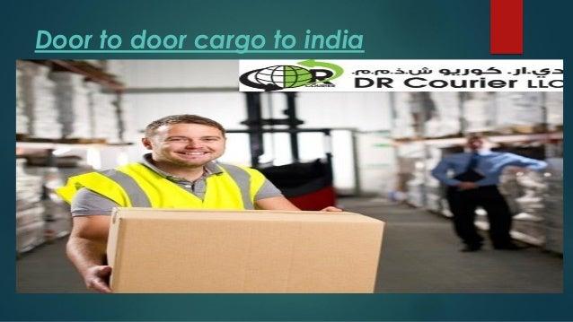 Door to door cargo to india drcourier