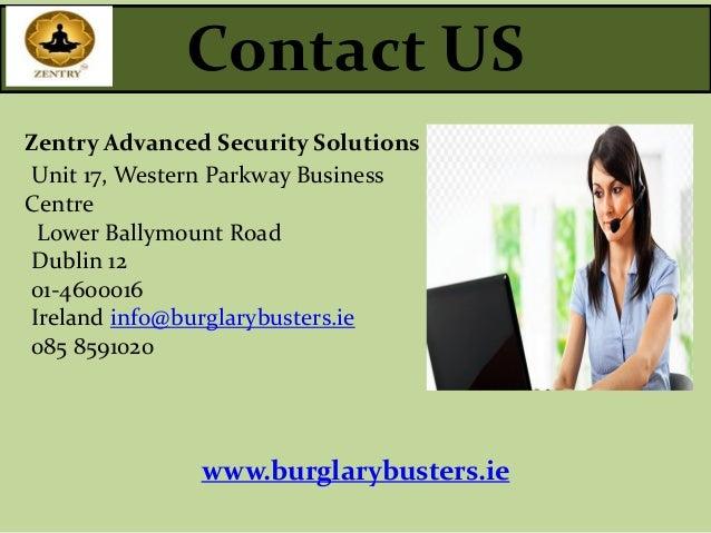 Door & Window Security in Ireland