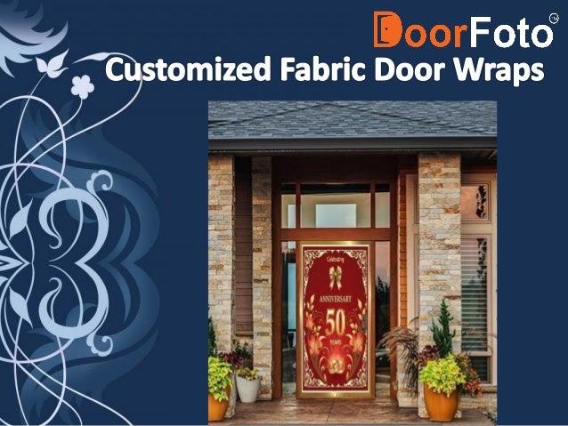 Gets the Door decorating ideas by Doorfoto?