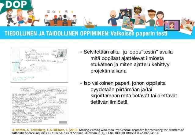 prof. emeritus Jorma Enkenberg TOIMINTAKULTTUURIN MUUTOSPROSESSI
