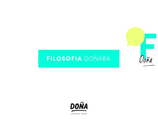 FILOSOFIA DOÑABA F