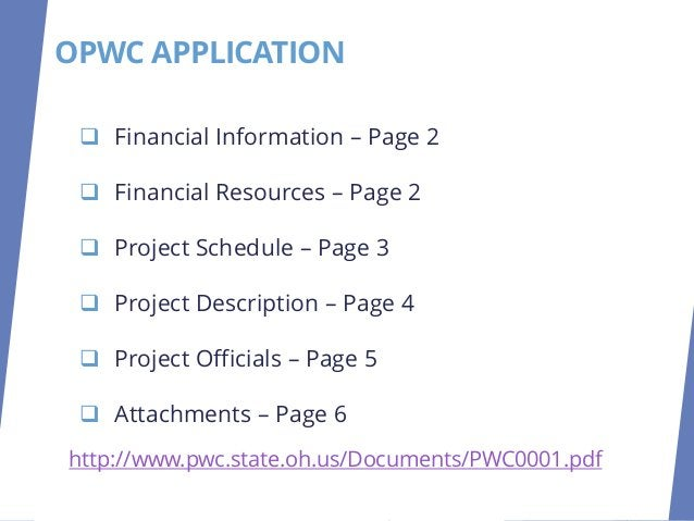 ❑ Financial Information – Page 2 ❑ Financial Resources – Page 2 ❑ Project Schedule – Page 3 ❑ Project Description – Page 4...