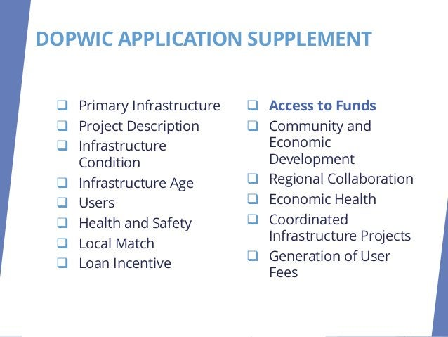 ACCESS TO FUNDS To ensure an equitable distribution of the funds, Applicants that have not received assistance in recent P...