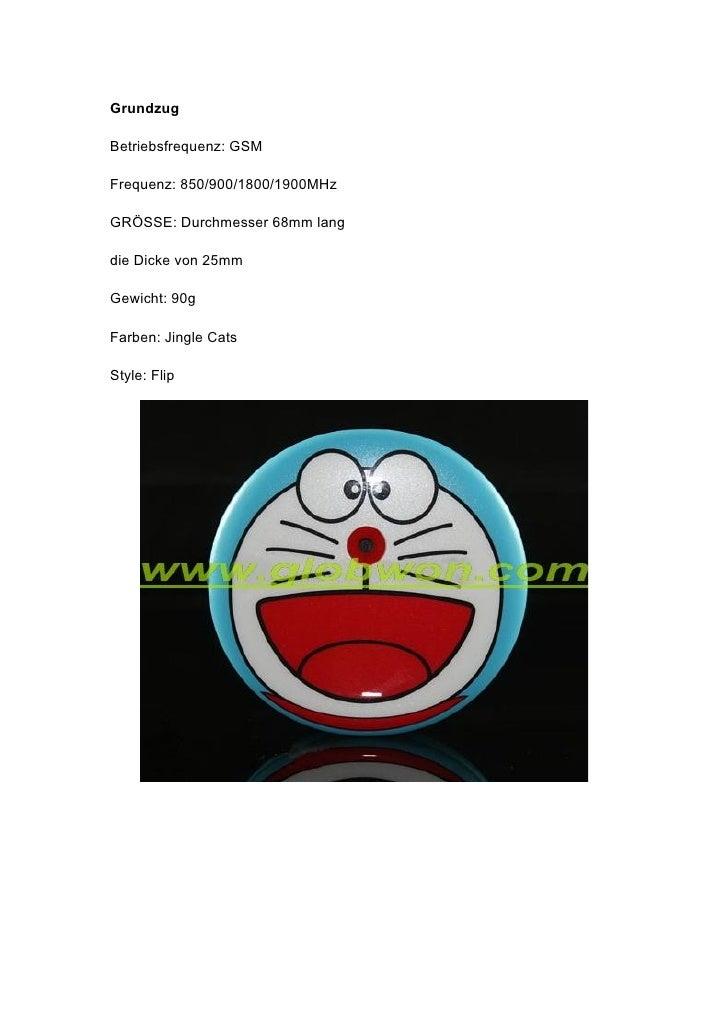 Grundzug  Betriebsfrequenz: GSM  Frequenz: 850/900/1800/1900MHz  GRÖSSE: Durchmesser 68mm lang  die Dicke von 25mm  Gewich...