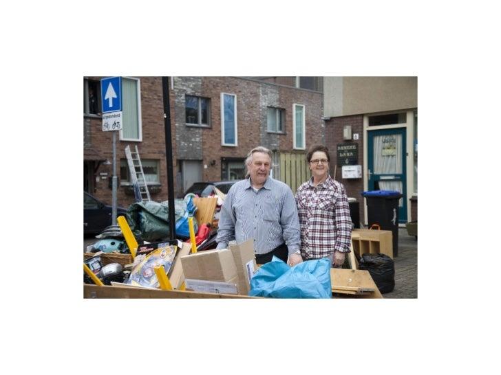 Dordrecht woningbouwcorporatie opschoonactie 2012