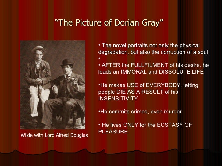 """the picture of dorian gray corruption Acharya, """"rampant corruption  the conflict between aestheticism and morality in oscar wilde's the picture of dorian gray patrick duggan download this article."""
