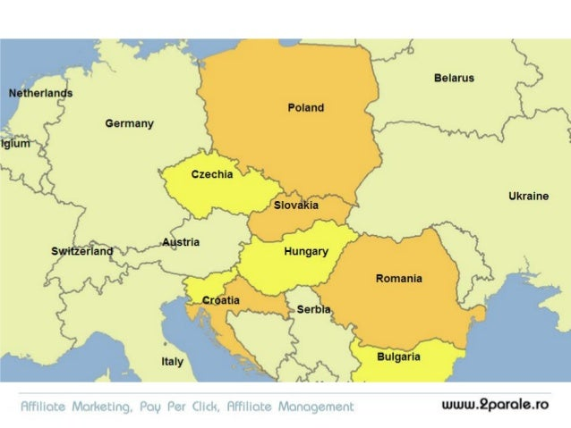 8 markets at a glance • 96 million people • 51 million internet users • 53% average internet penetration • €1bn online adv...