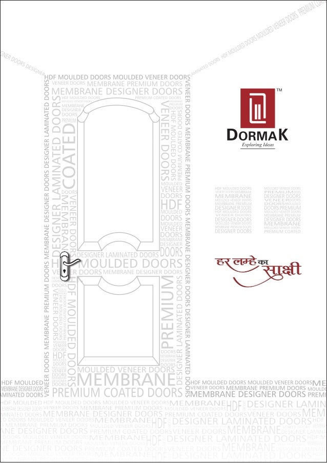 Dormak, Jaipur, Designer Doors