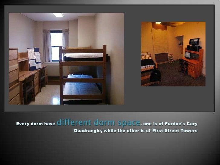 10 every dorm