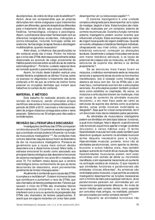 Dor orofacial Slide 2