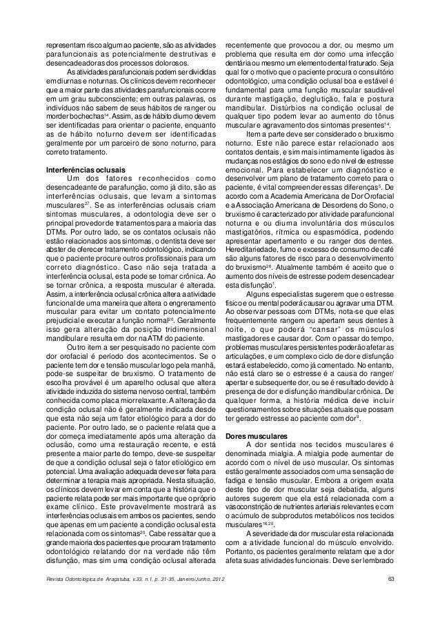 Dor orofacial Slide 3