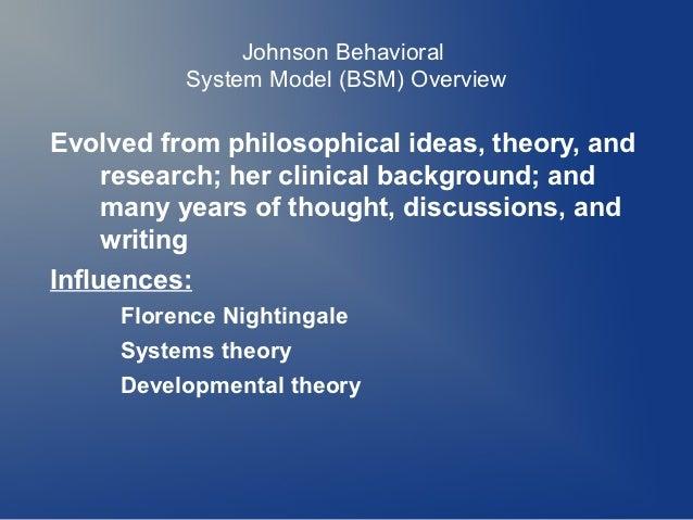 influence of florence nightingale on nursing process