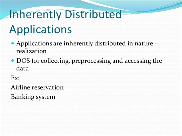 Distributed operating system research papers