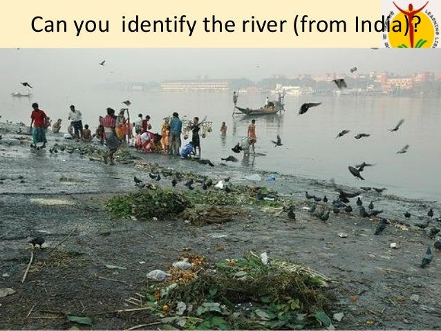 Can you identify the river (from India)? 4