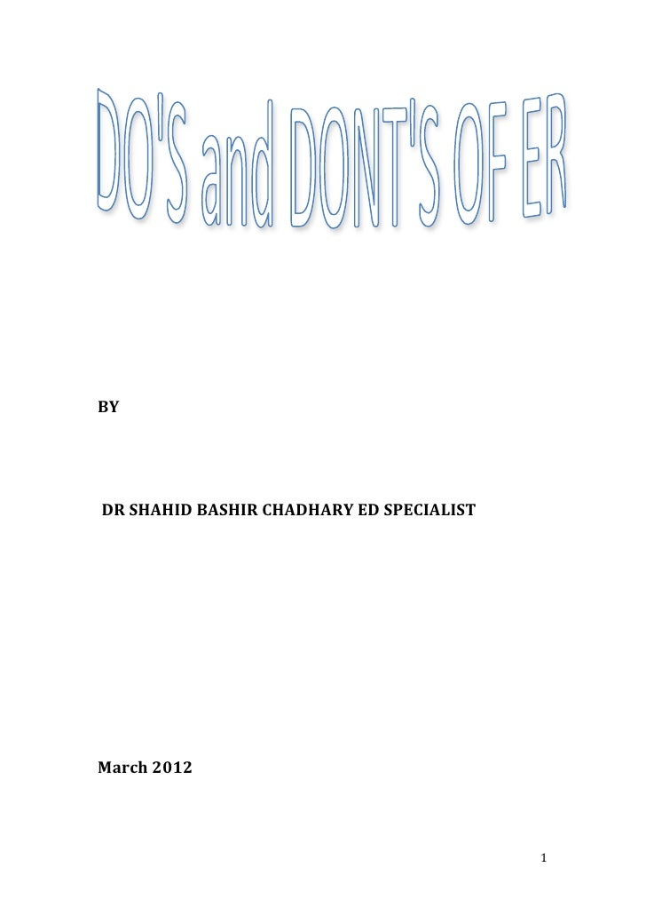 BY	  	  	  DR	  SHAHID	  BASHIR	  CHADHARY	  ED	  SPECIALIST	  	  	  	  	  March	  2012	  	  	                     ...