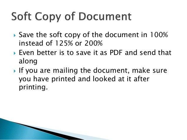 Resume Building By Sudhir Agarwal  Soft Copy Of Resume