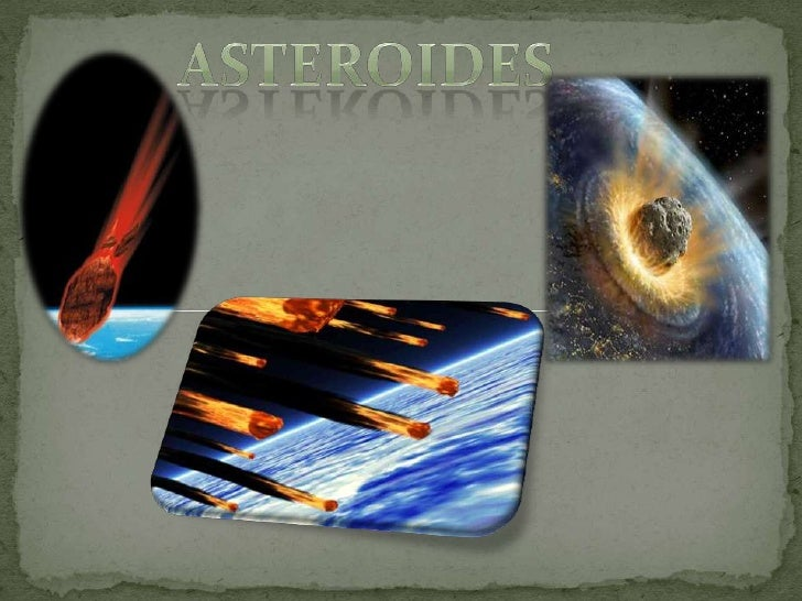 asteroides<br />