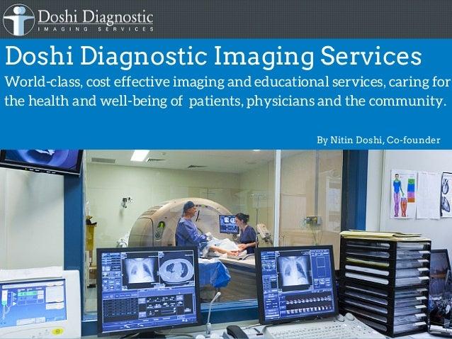 Doshi Diagnostic Imaging Services