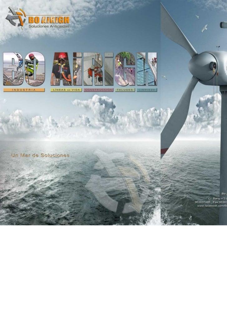 Bo Airigh - Dosier Industria 2011