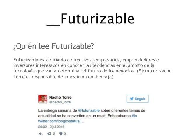 Colaboración empresas campaña crowdfunding Futurizable Slide 2