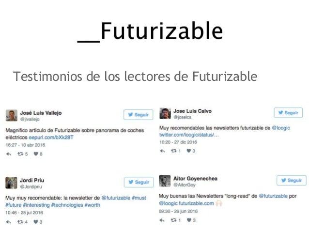 Colaboración empresas campaña crowdfunding Futurizable Slide 3