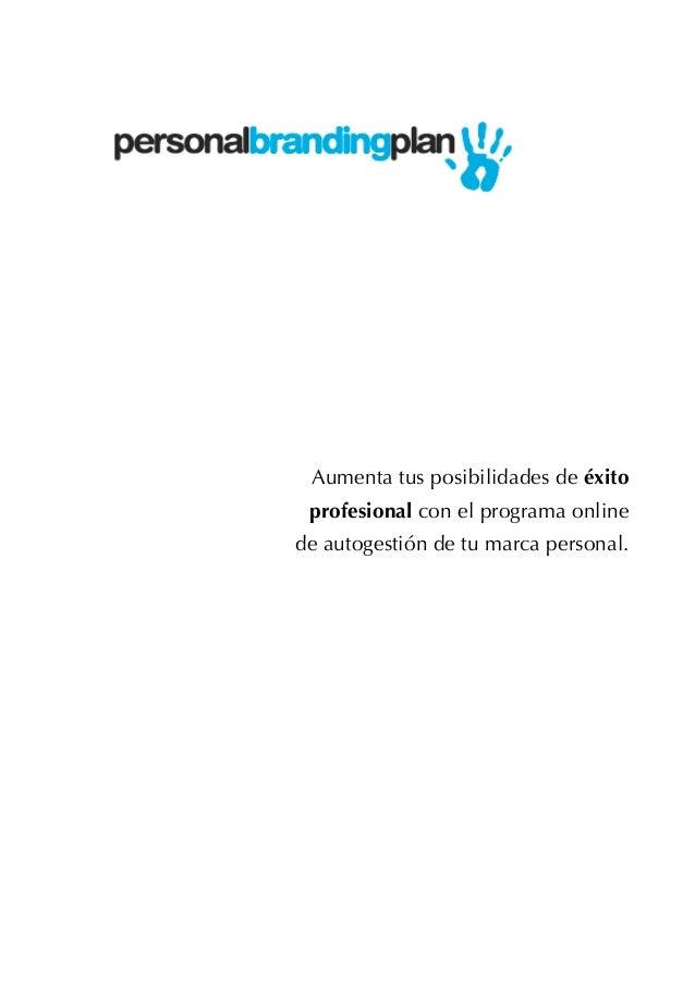 Dosier personalbrandingplan