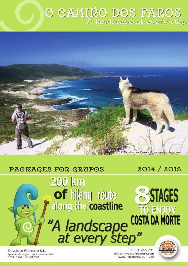 Special groups 2015 O Camiño dos Faros