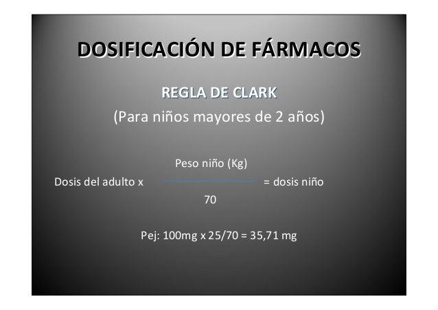 DOSIFICACIÓNDEFÁRMACOS          REGLADESUPERFICIECORPORAL               (Lamejorestimación)                      Su...
