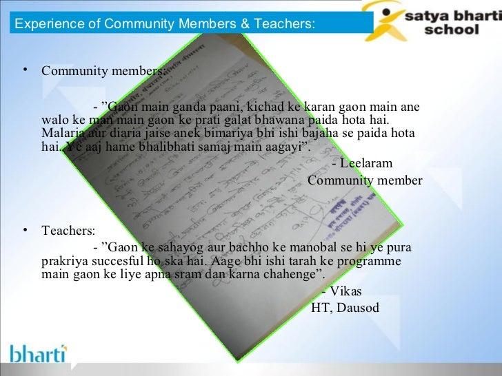 IND-2012-107 SBS Dausad -Changing people's behavior to avoid road blo…