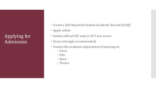 the changing landscape of fsu admissions  8 applying for admission