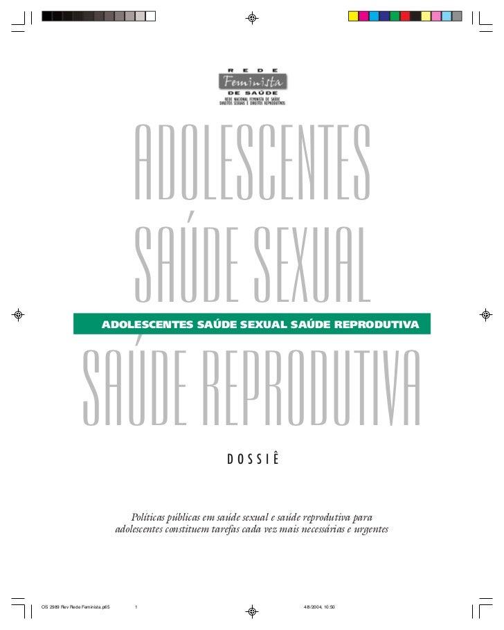 adolescentes                   saúde sexual                          ADOLESCENTES SAÚDE SEXUAL SAÚDE REPRODUTIVA          ...
