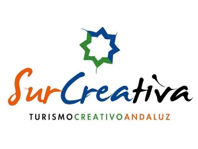Surcreativa. Turismo Creativo Andaluz