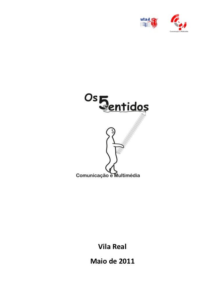 Vila RealMaio de 2011