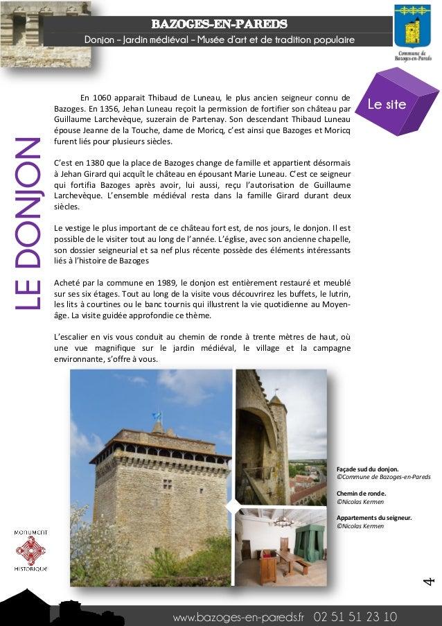 Dossier de presse 2016 for Equip jardin poitiers