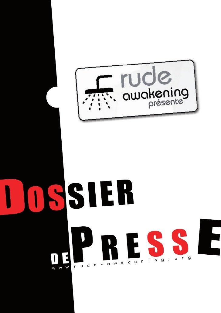 Dossier De Presse Vecto