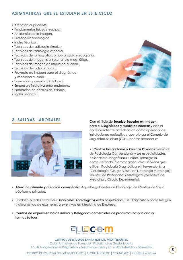Fp Imagen Para El Diagnóstico Y Medicina Nuclear