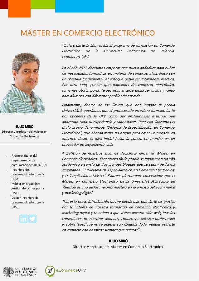 Dossier master en-comercio_electronico Slide 2