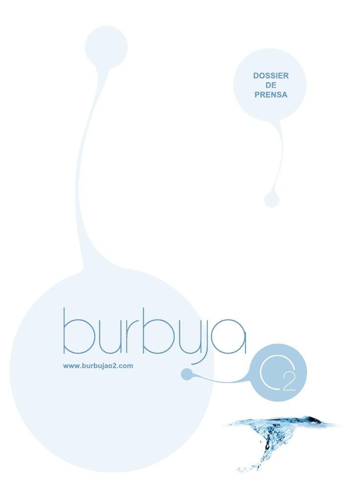Dossier prensa-castellano BURBUJA O2