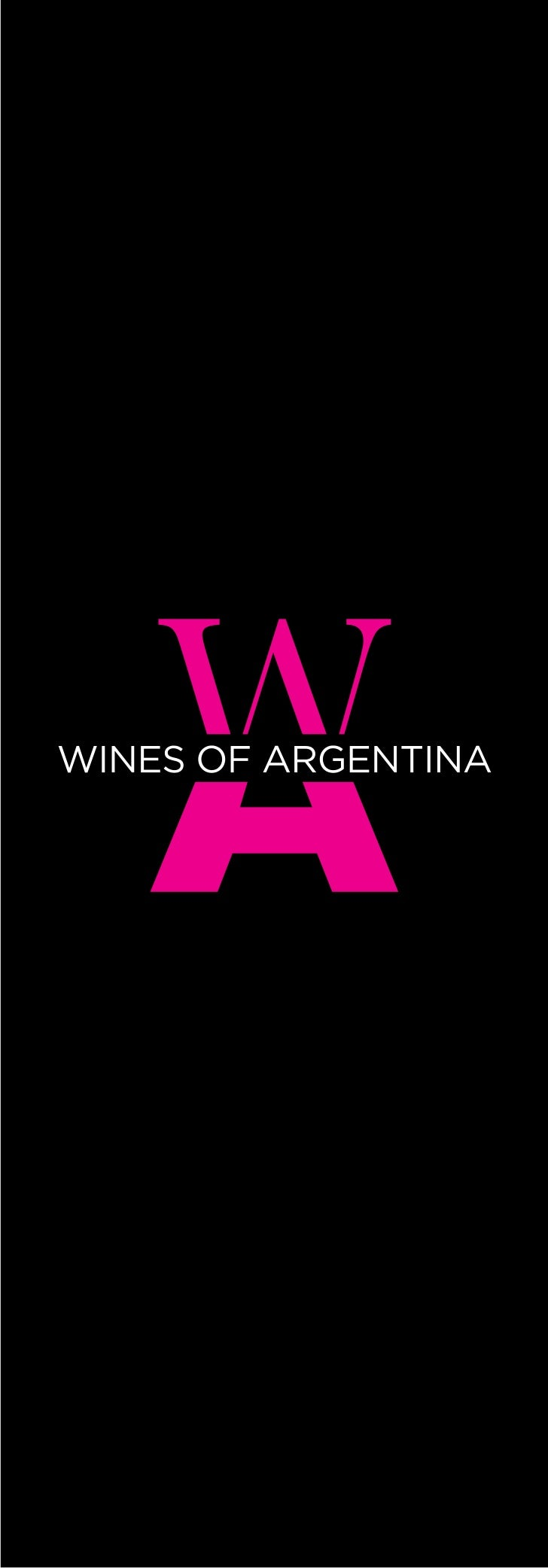 Dossier Marca Vinos Argentina