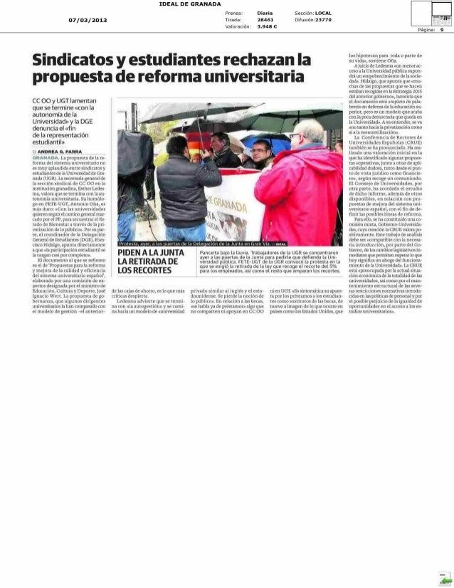 Administraciones Públicas    - El servicio de la Corona convoca su primera huelga de la historia      20 MINUTOS GRANADA -...