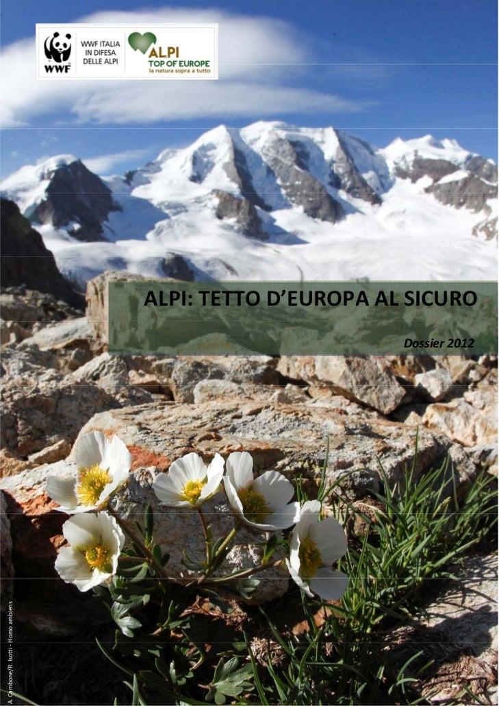 ALPI:TETTOD'EUROPAALSICURO                                                ...