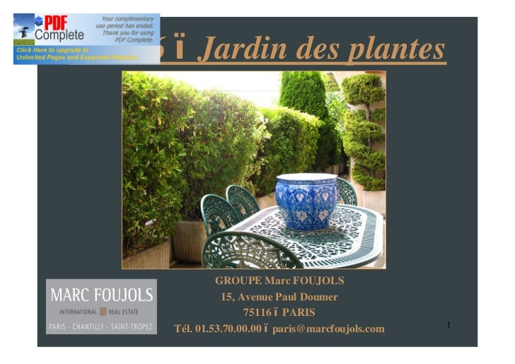 Vente appartement terrasse paris 5 jardin des plantes for Vente atypique paris