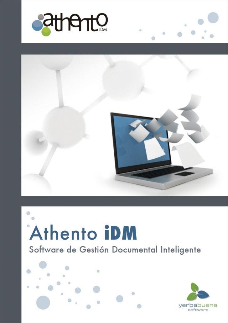 ¿Por qué usar un sistema de gestión documental INTELIGENTE?Porque es capaz de:     Interpretar la información de los docum...
